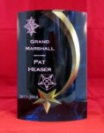 Masonic Grand Marshall Award Acrylic Awards