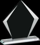 Corporate Sable Diamond Glass Award Diamond Awards