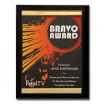 Channel Plaque Employee Awards