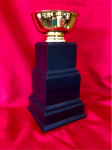 Gold Bowl Fantasy Football Trophy Fantasy Awards