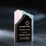 High Touch Modern Square Rectangle Awards