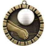 Volleyball 3-D Volleyball Trophy Awards